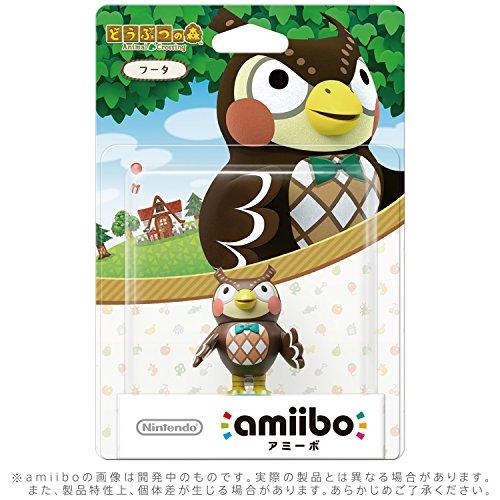 amiibo futa (Animal Crossing series) Japan Import