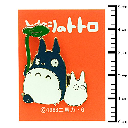 Studio Ghibli pin badge in small Totoro t-05
