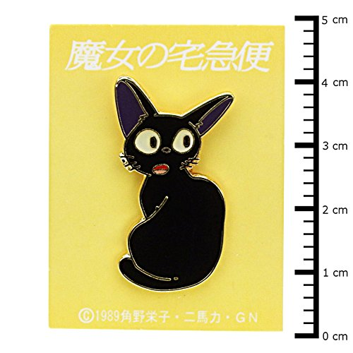 Studio Ghibli pin badge Ecstasy Gigi MH-12
