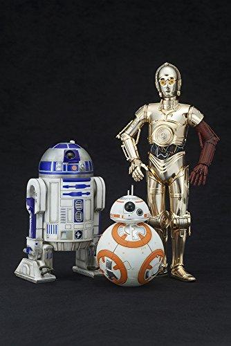 ARTFX+ Star Wars The Force Awakens Movie C-3PO...