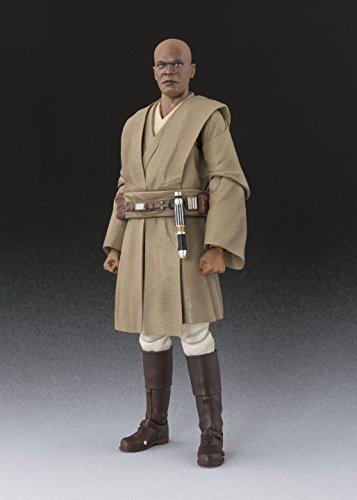 BANDAI S.H.Figuarts Mace Windu (Star Wars)...