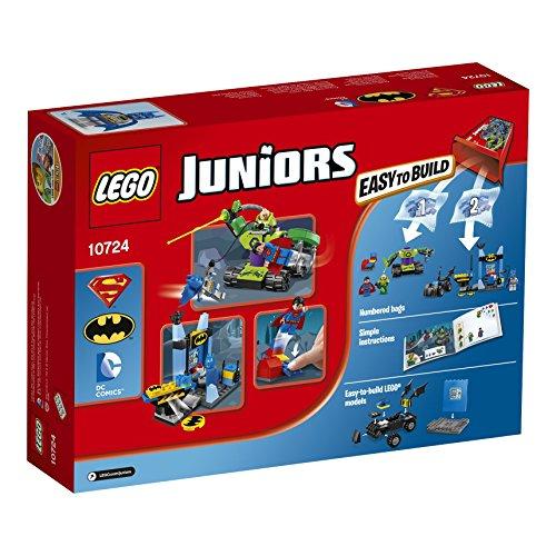 Lego Junior Batman & Superman vs Lex Luther 10724