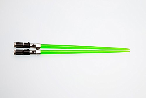 Star Wars - Lightsaber Chopsticks Yoda...