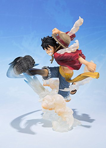 Monkey D. Luffy GUM GUM HAWK WHIP Bandai...
