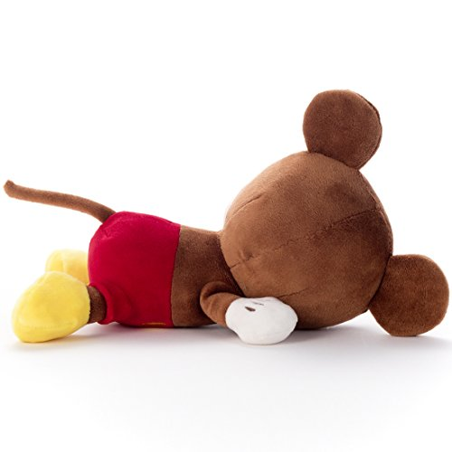 Japan Stuffed Toys - Disney sleeping soundly...