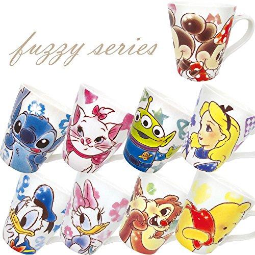 Tees Disney fuzzy pattern mug stitch DN-5519190ST