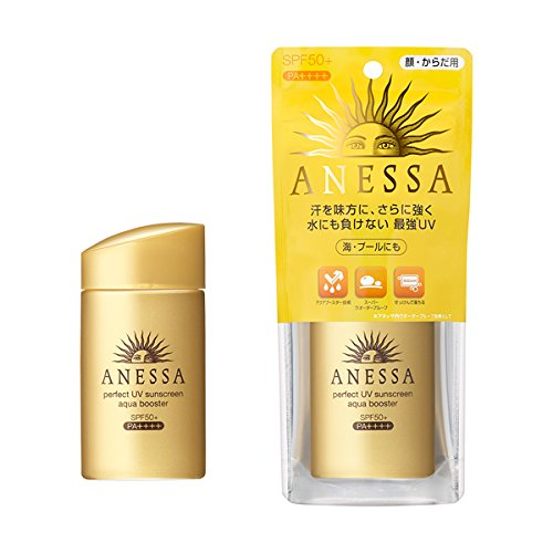 Shiseido Anessa Perfect Sunscreen Aqua Booster...