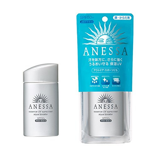 Shiseido Anessa Essence UV Sunscreen Aqua...