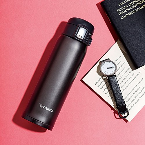 ZOJIRUSHI Stainless Steel Flask 600ml Slate...