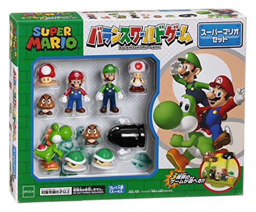 Super Mario Balance world game Super Mario set