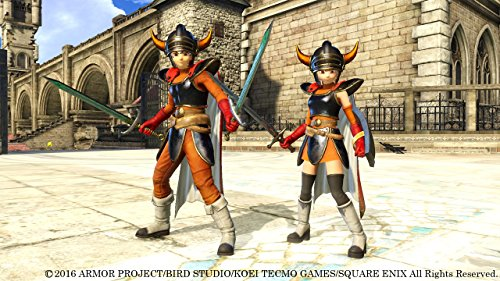 Dragon Quest Heroes2  King of twins and The...
