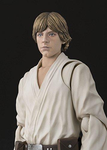 SH Figuarts Star Wars Luke Skywalker 150mm ABS /& PVC painted action figure japan