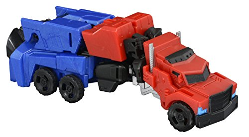 Transformers Adventure TAV41 gravity & Optimus...