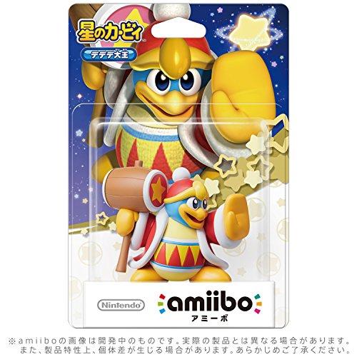 King Dedede amiibo (Kirby series) Japanese Ver...