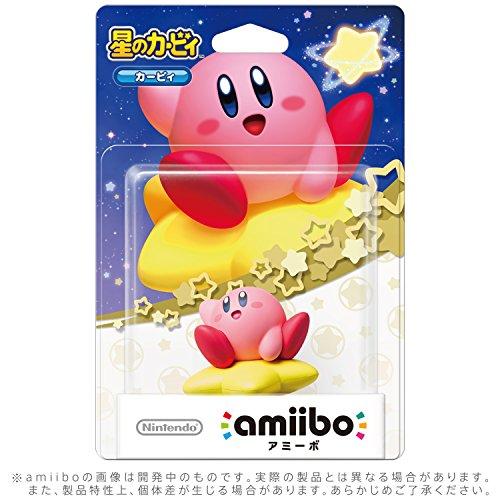 Amiibo Kirby (Kirby Series) - Japan Import