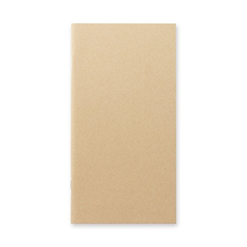 Traveler's notebook Refill kraft paper [14365006]