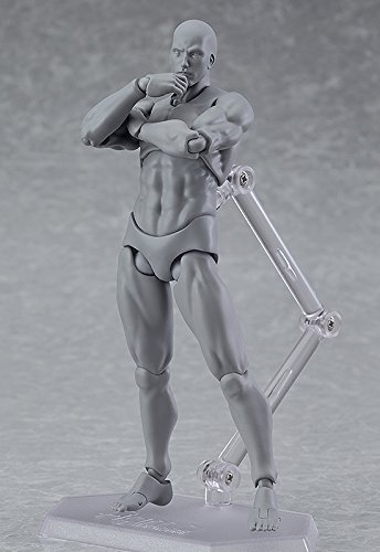 Max Factory Figma Archetype Next Male Action...