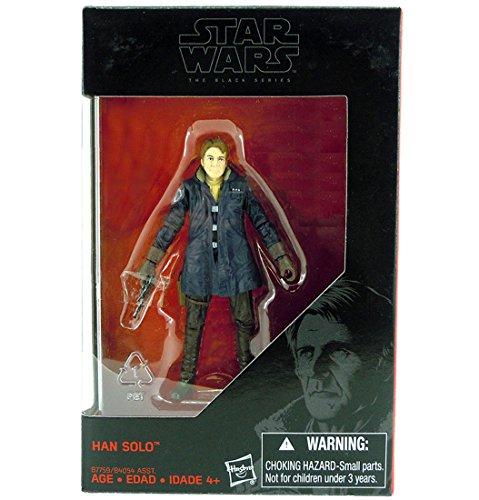 Star Wars Black Series Basic Figure Han Solo