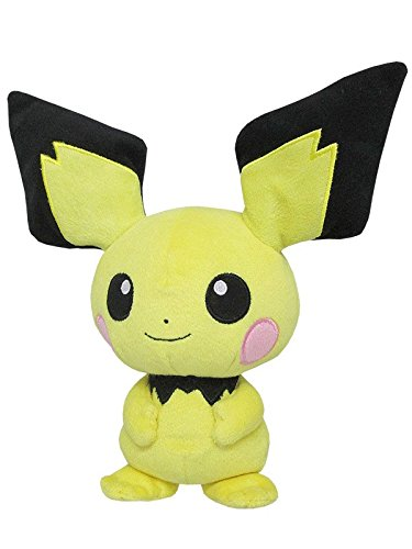 Sanei Pokemon All Star Collection Pichu...