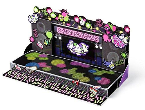 amiibo Diorama Kit Splatoon Shioka LIVE