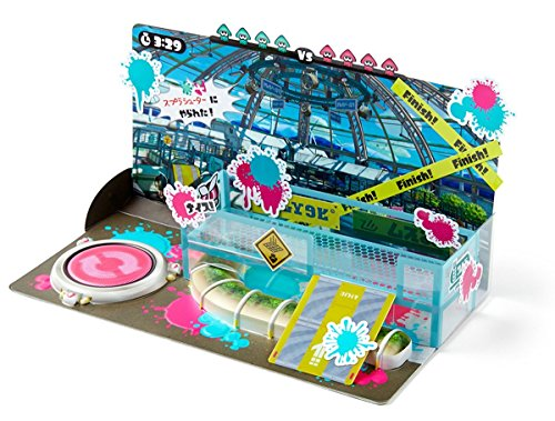amiibo Diorama Kit Splatoon Mozuku Farm