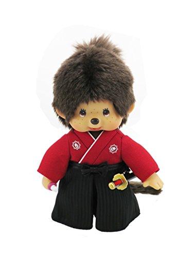 Dirk Samurai monchhichi doll
