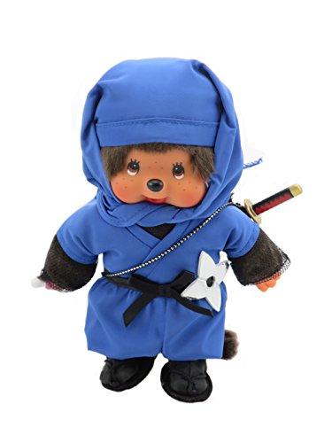 Dirk Ninja monchhichi doll