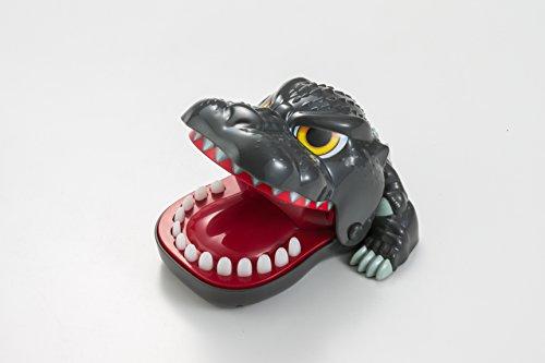 Gabe and Godzilla