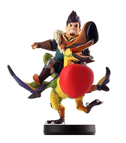 Monster Hunter Stories Capcom Amiibo Qurupeco...