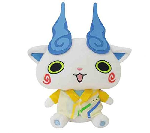 Yokai Watch Stuffed Toy Plush Doll KOMASAN...