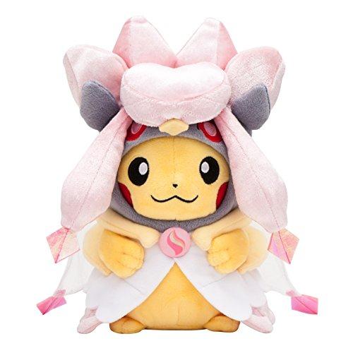 Mega Evolution Stuffed Pikachu!