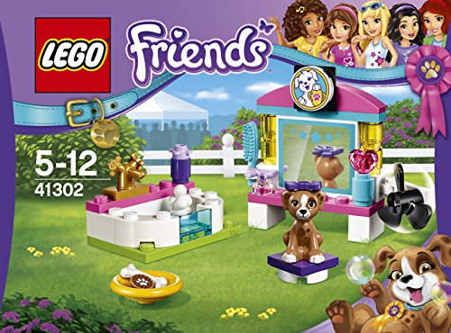Lego Friends - Puppy Pampering Building Toy