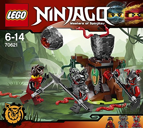 LEGO 70621 The Vermillion Attack Set