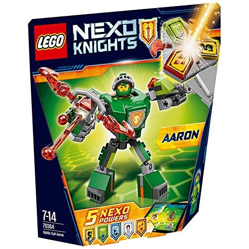 Nexo Knights - Battle Suit Aaron