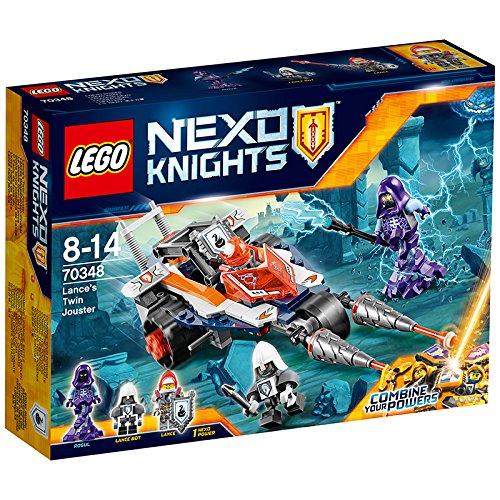 Nexo Knights - Lance's Twin Jouster
