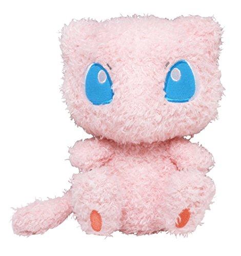Sekiguchi Pokemon Moko Fluffy Mew Stuffed...