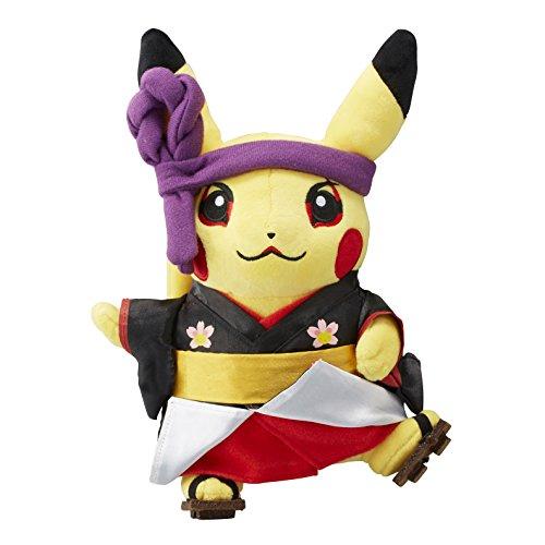 Pokémon Plush JAPAN Version's Pikachu