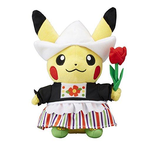 Pokémon Plush Holand Version's Pikachu