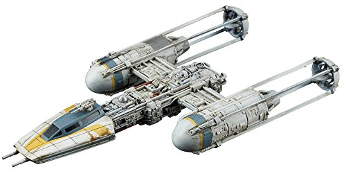 Bandai Star Wars Plastic Model Kits - Hobby at its Best!