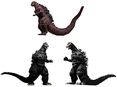 Gashapon HG Shin Godzilla Set
