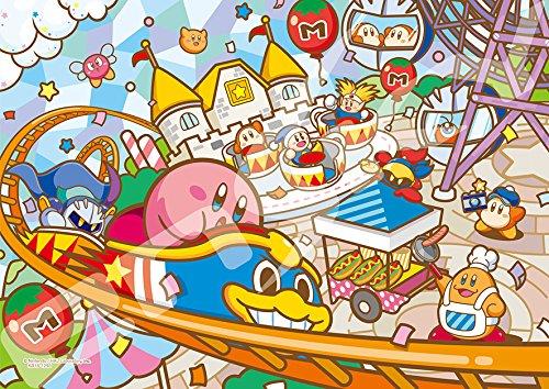 208-piece jigsaw puzzle stars Kirby PPP Park,...