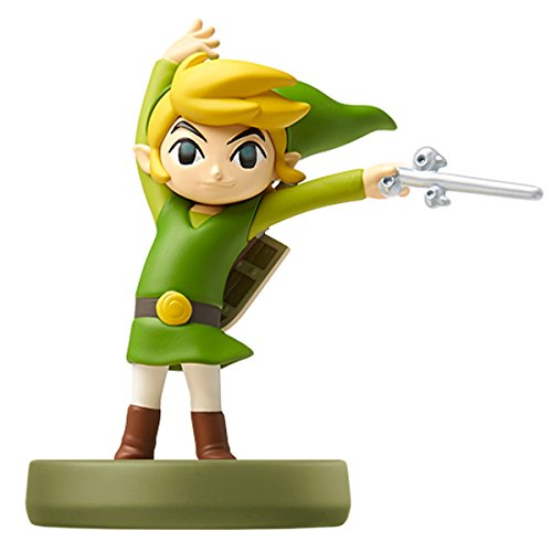 Amiibo ToonLink (Wind Tact) (The Legend of...