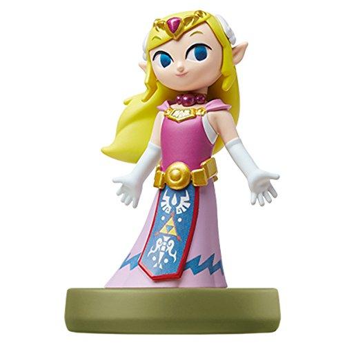 Amiibo Zelda (Wind Tact) (The Legend of Zelda...