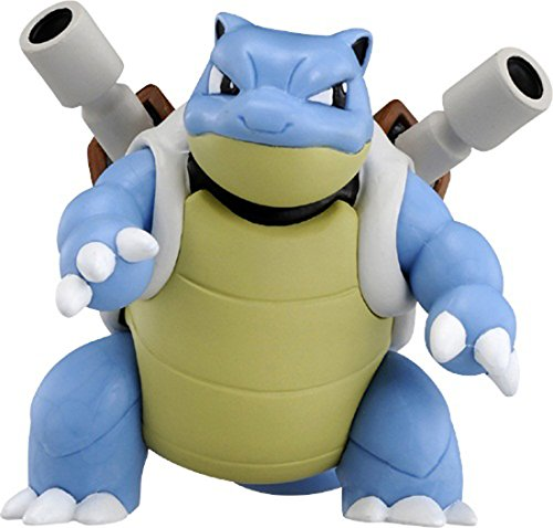 Pokemon Monsters Collection EX ESP_06 Blastoise