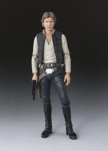 Bandai S.H.Figuarts Star Wars Han Solo(A NEW...