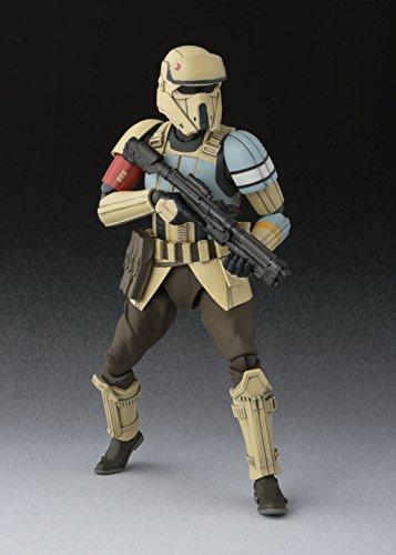 S. H. Figuarts Star Wars Shore Trooper...