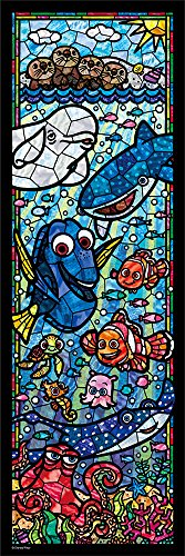456 pieces jigsaw puzzle Nemo and Dory stained...