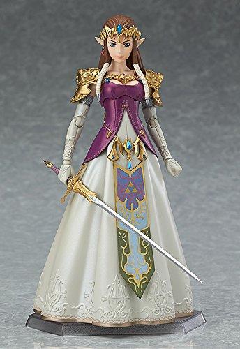Legend of Zelda: Twilight Princess Zelda Figma...
