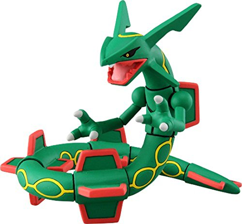 Pokemon Monsters Collection EX EHP_03 Rayquaza