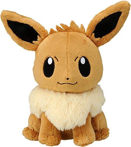2016 NEW Pokemon Eevee Plush Stuffed Doll...